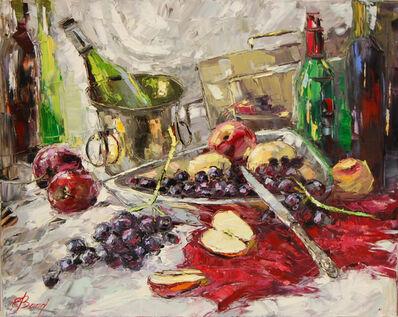 Elena Bond, 'Fruit and Wine', 2016