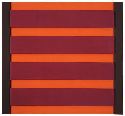 Michael Johnson (b. 1938), 'Frontal Series', 1969