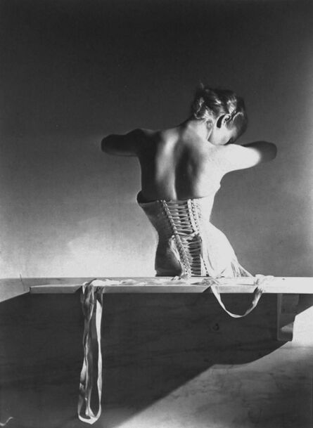 Horst P. Horst, 'Mainbocher Corset, Paris', 1939