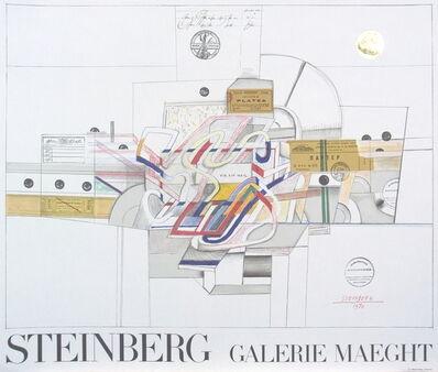 Saul Steinberg, 'Ticket', 1977