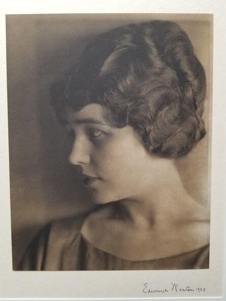 Edward Weston, 'Mrs. Karl Struss', 1921