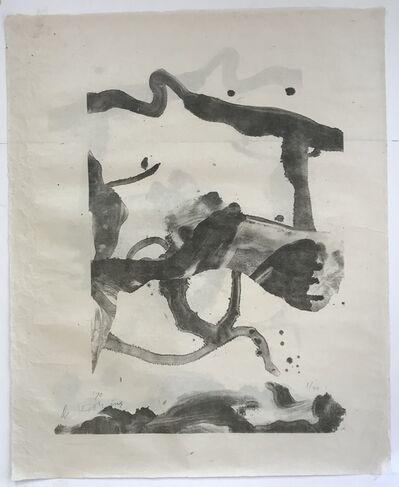 Willem de Kooning, 'Souvenir of Montauk', 1971