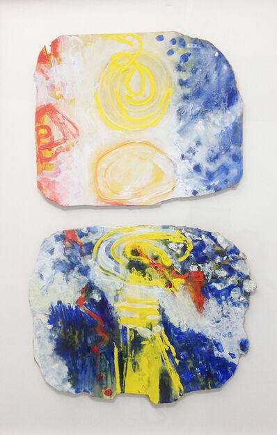 Dina Gustin Baker, 'Windows of cosmos'