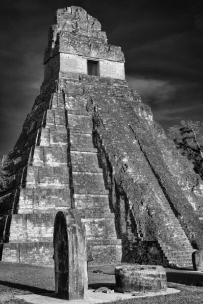 William Frej, 'Tikal Templ I', 2017