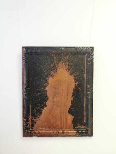 Richard Hambleton, 'Bronze Shadow Head', 1997