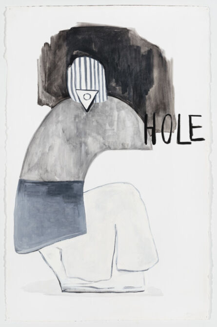 Sofia Quirno, 'A hole', 2019