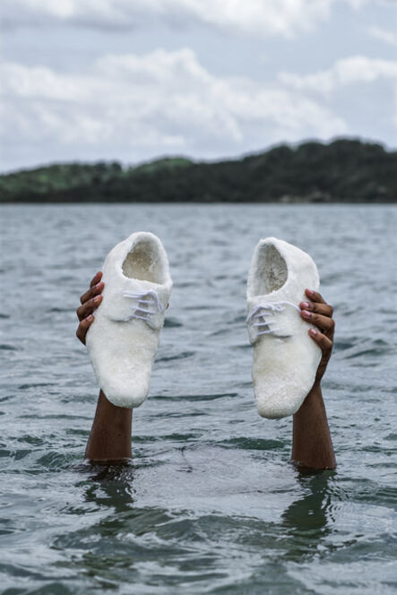 Tiago Sant'Ana, 'Sugar shoes series ', 2018