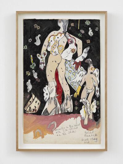 Rose English, 'Untitled (Quadrille)', 1975