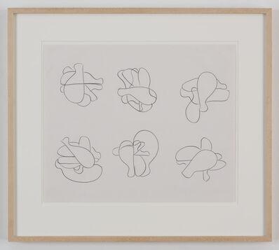 Trisha Brown, 'Untitled', 1993-1994