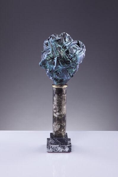 Wayne Warren, 'Trophy (green #1)'