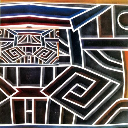 Rogelio Polesello, 'Mapa de tu alma', 1998