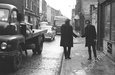 John 'Hoppy' Hopkins, ''Marijuana Boys', Scoring in Cable Street, London's East End', ca. 1964