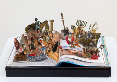 Daniel Escobar, 'Jerusalem 206-207(from the series The Wolrd)', 2014