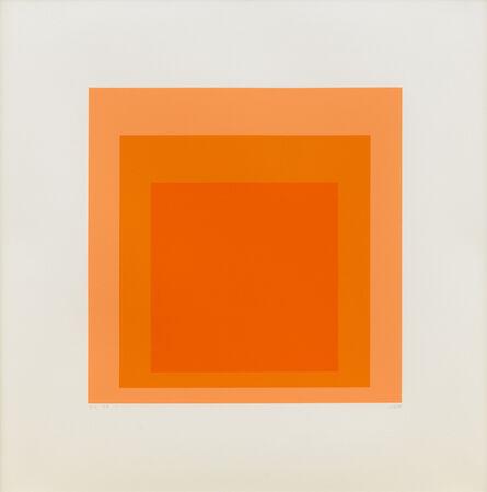 Josef Albers, 'EK Ib', 1970