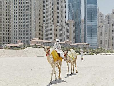 Philippe Chancel, 'Dubaï Datazone', 2011