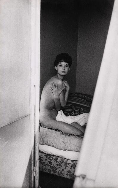 Jeanloup Sieff, 'Maria', ca. 1960