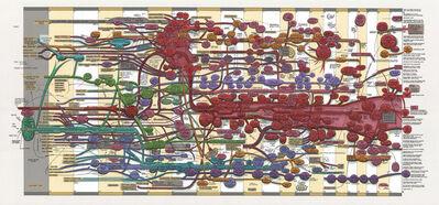 Ward Shelley, 'Fluxus v. 3', 2012