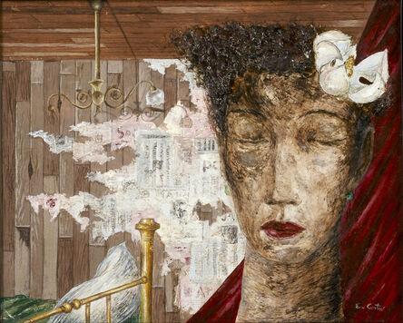 Eldzier Cortor, 'The Room', 1949