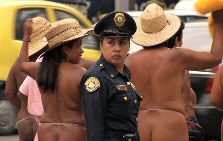 Clarisse Hahn, 'Los Desnudos', 2011