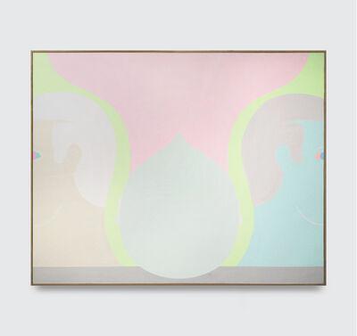 Richard Colman, 'Acrobat Painting (Three Heads)', 2014