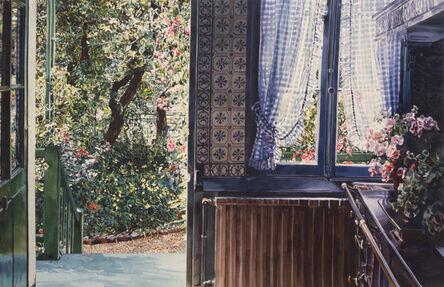 Carolyn Brady, 'Chauffage Centrale/ Giverny', 1990