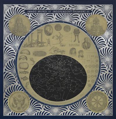 Adriana Bustos, ' Imago Mundi IV. Independent thinkers III', 2014