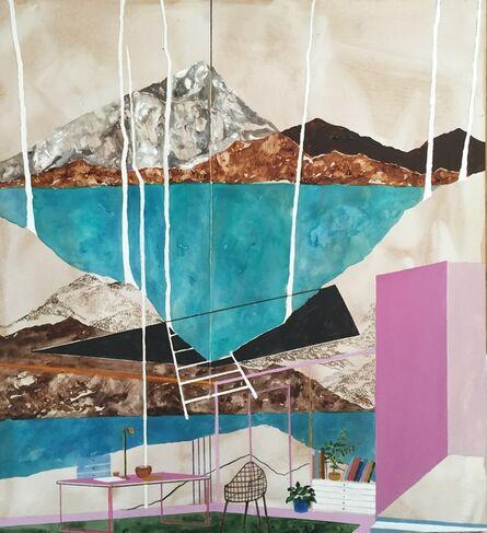 Charlotte Keates, 'Falling', 2016