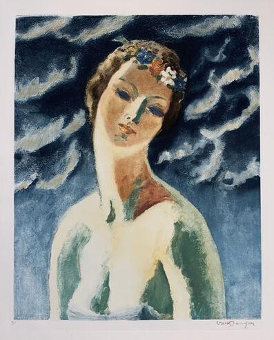 Kees van Dongen, 'Céres (Buste de Femme)', 1948