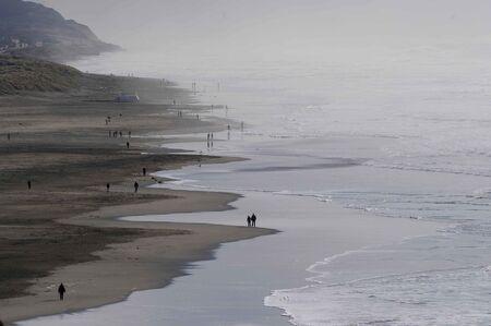Jane Paradise, 'San Fransisco Beach, California', 2010