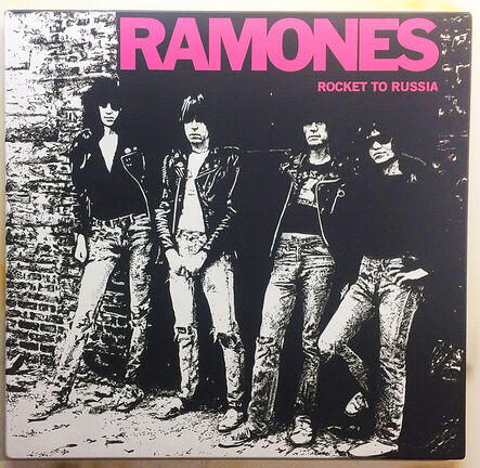 George Mead, 'Rocket To Russia', 2017