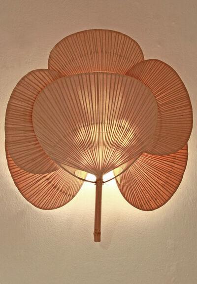 Ingo Maurer, 'Uchiwa IV wall lamp', 1973