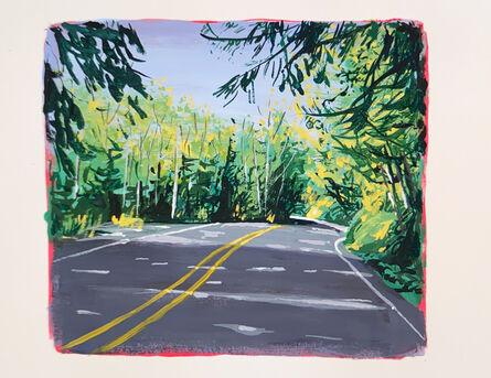 Michael Brophy, 'Highway 53 (The Passenger), 1', 2020