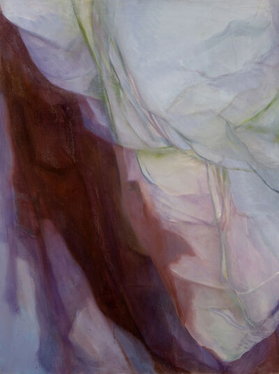 Regina Silvers, '#191 Mink Hollow Split Rock', 1997