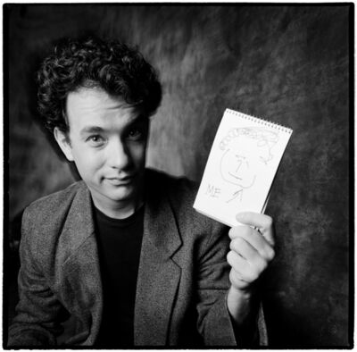 Karen Kuehn, 'Tom Hanks • 1987 • NYC • Saturday Night Live', 1987