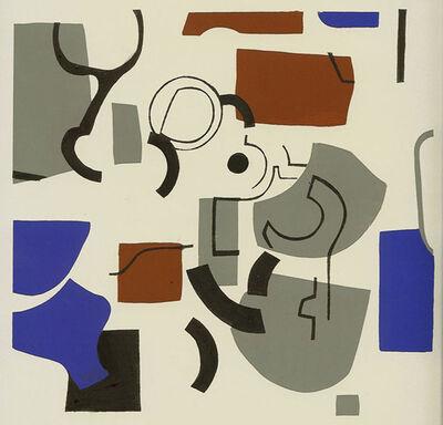Judith Rothschild, 'Composition', 1945