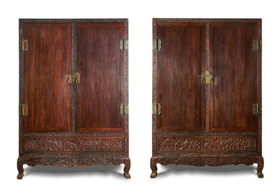 Unknown Designer, 'Pair of cabinets', Early 17th century