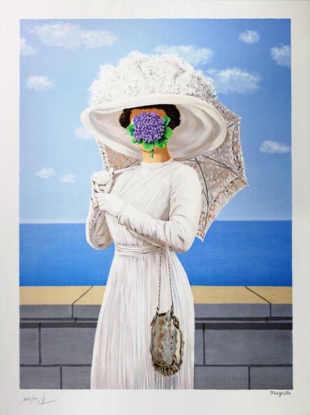 René Magritte, 'La Grande Guerre (The Great War)', 2004