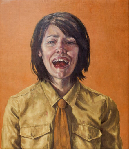 Roxana Halls, 'Laughing with my Mouth Full ', 2012