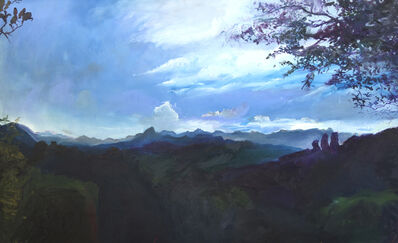 Blair Mclaughlin, 'Tainyou Peak ', 2017
