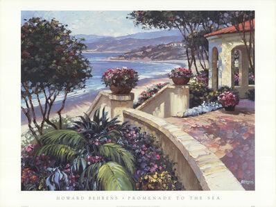 Howard Behrens, 'Promenade to the Sea', 1999
