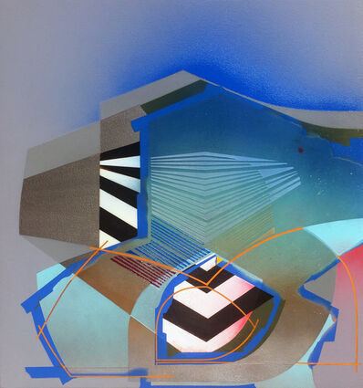 Alex Couwenberg, 'Boulevard Beat', 2017