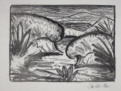 Otto Mueller, 'Dünenlandschaft 1', ca. 1920