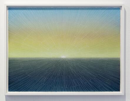 Thomas Broomé, 'SunScream_upDown', 2015
