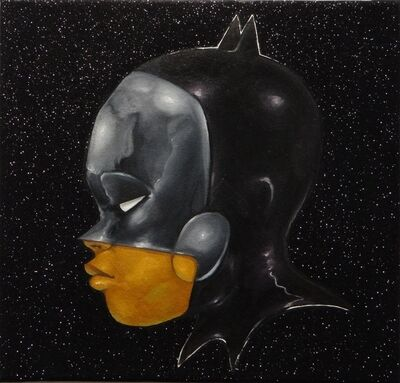 Hebru Brantley, 'The Dark Knight', 2014