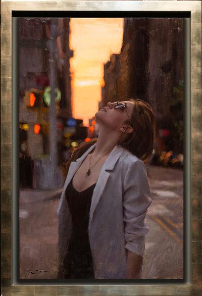Casey Baugh, 'Sequin For An Eye ', 2015