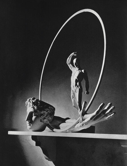 Horst P. Horst, 'Still Life, Houden, Hoop', 1937