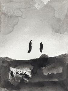 Gao Xingjian 高行健, 'Reverie 遐想', 2018