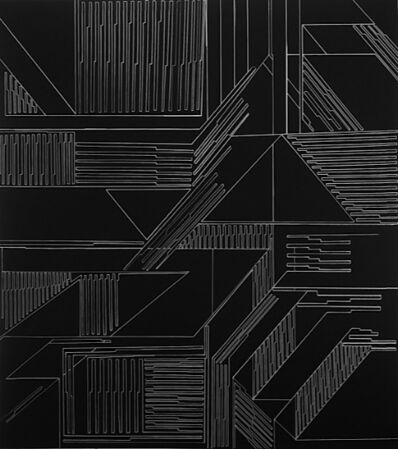 Vargas-Suarez Universal, 'Vector Field Matrix', 2013