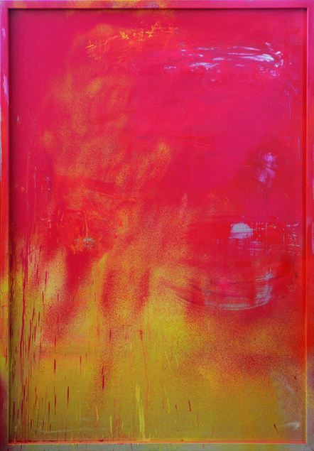 Thierry Furger, 'BUFFED COLORS NO. 3', 2015