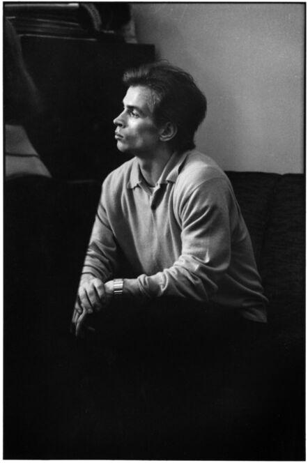 Elliott Erwitt, 'Rudolf Nureyev, New York City', 1963